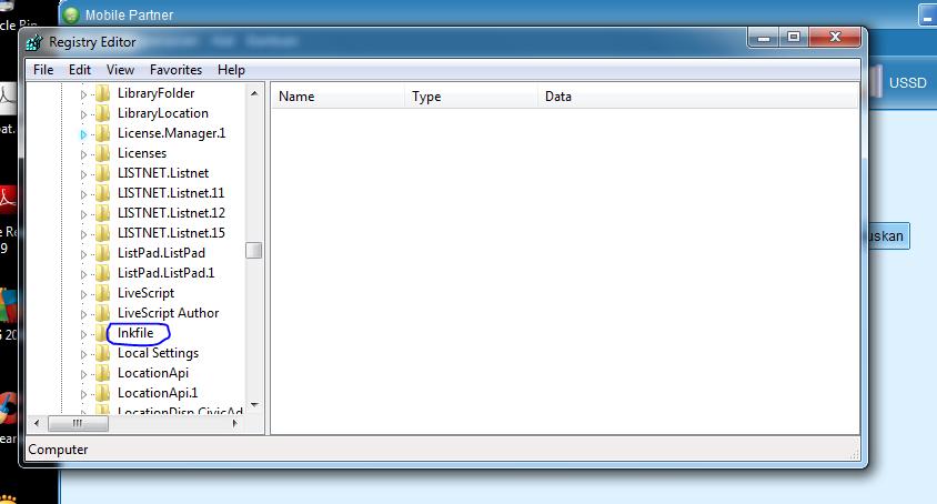 Menghilangkan Tanda Shortcut Pada Desktop : IlmuKomputer.Com